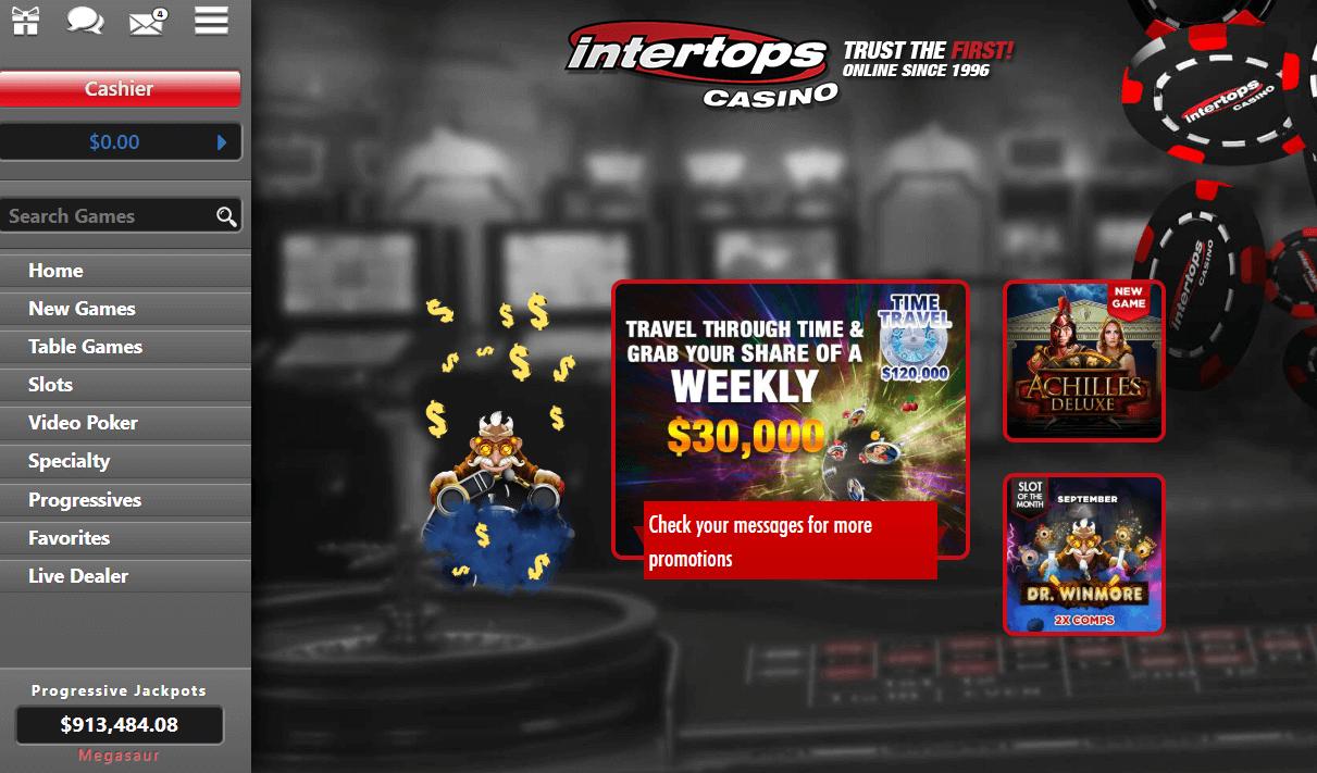 Intertops Red Casino
