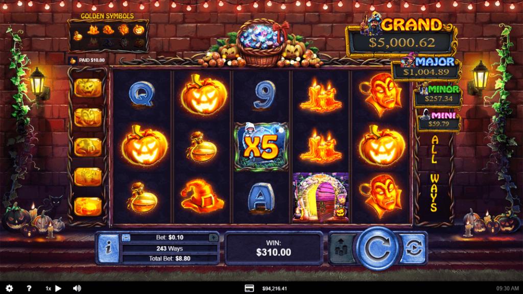 Halloween Treasures Screenshot