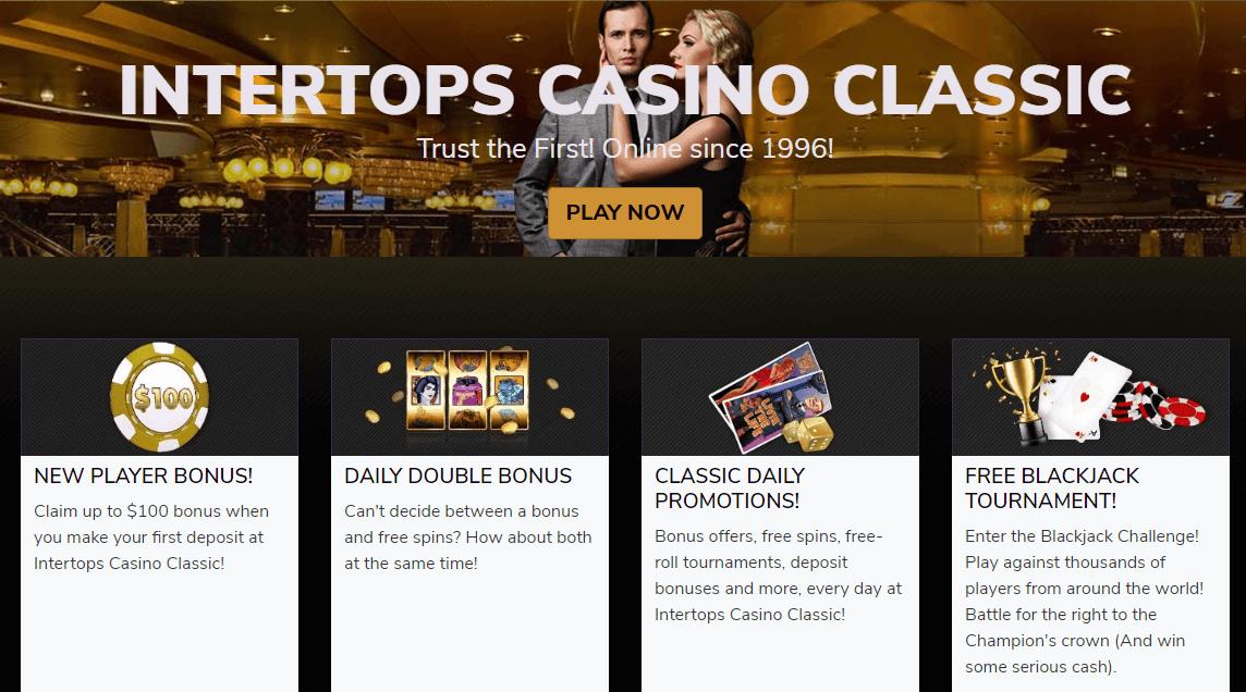 Intertops Classic Casino