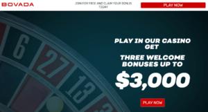 Bovada Casino - best Betsoft Casino USA