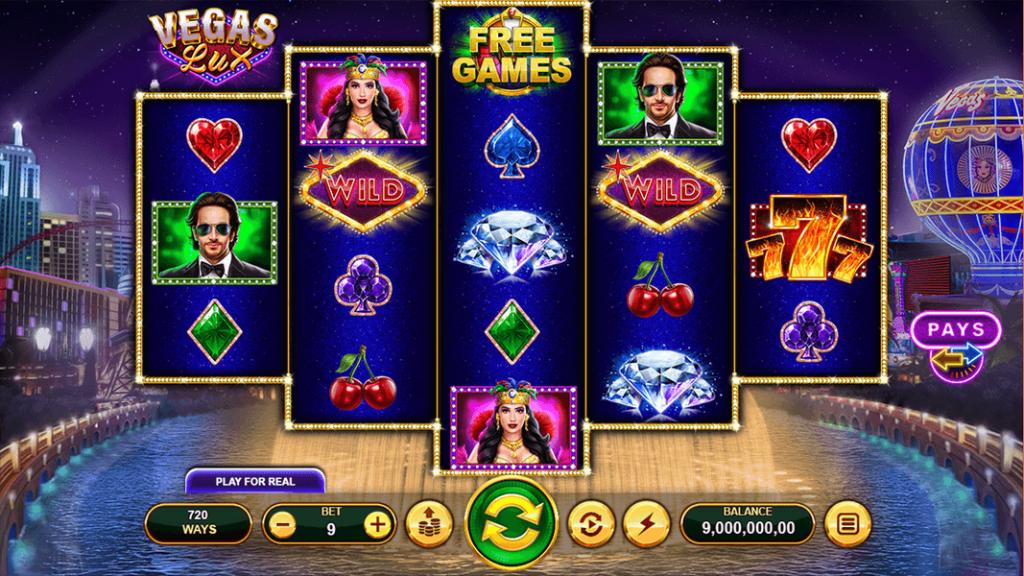 Vegas Lux Screenshot