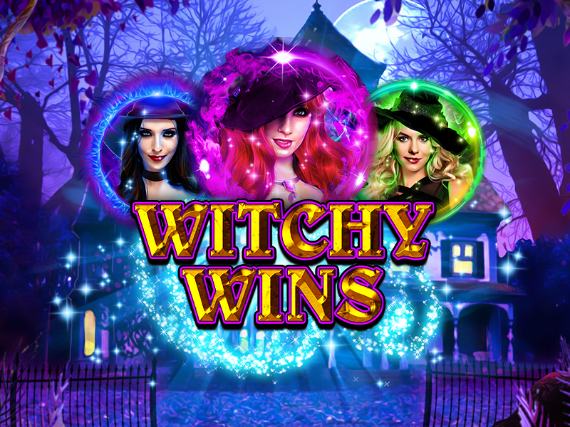 Witchy Wins Video Slot