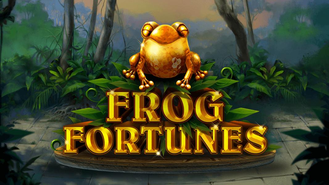Frog Fortunes Artwork