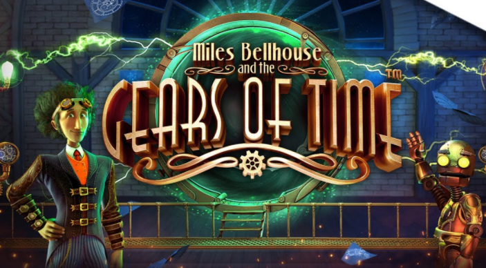 Miles Bellhouse Gears of Time