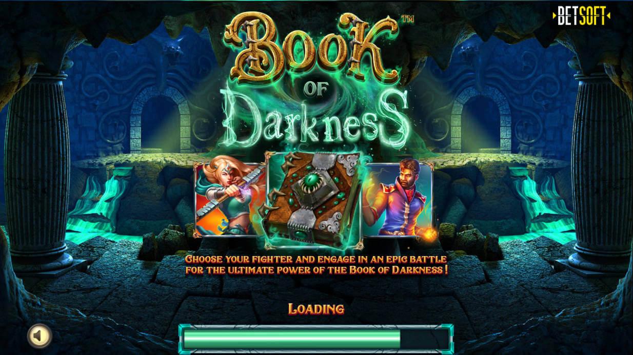 Book of Darkess Slot