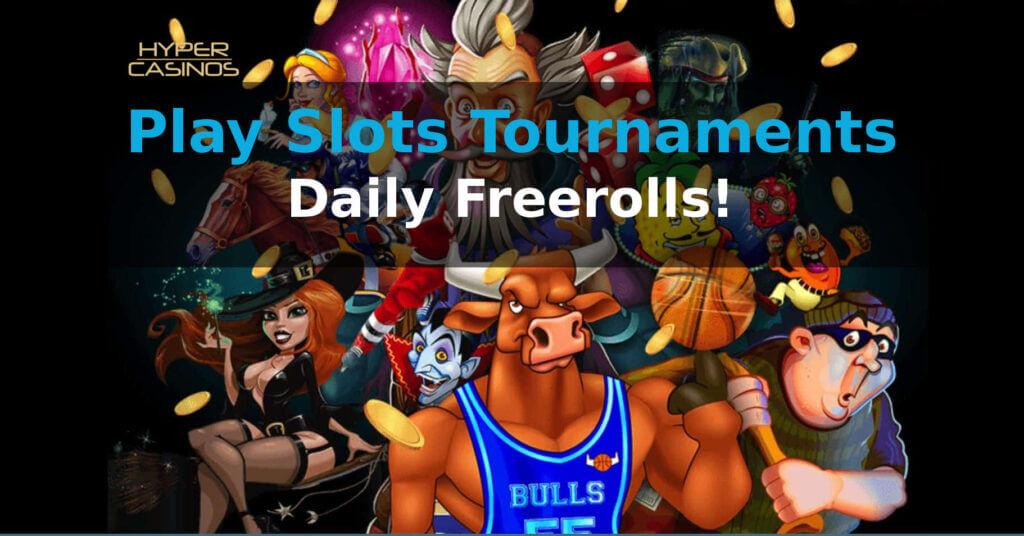 Freroll Slots Tournaments USA