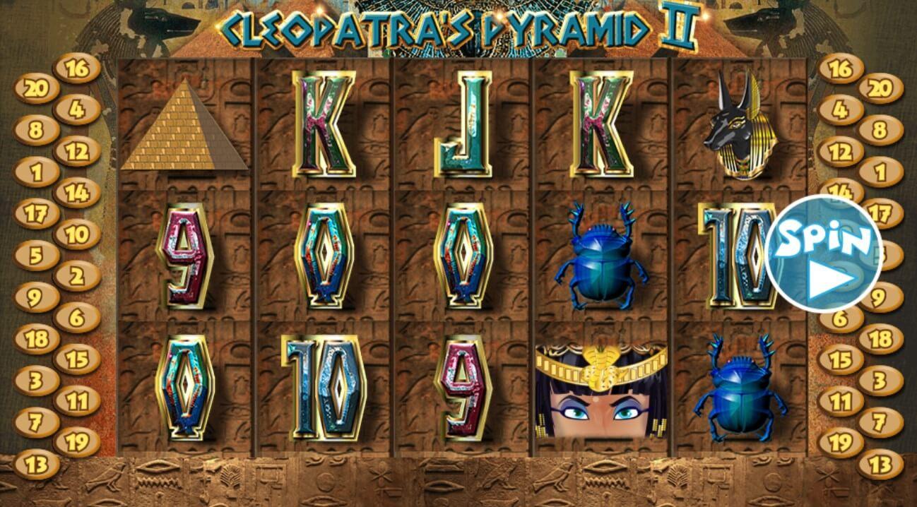 Cleopatra's Pyramid 2